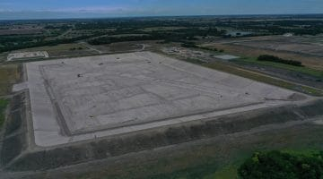 Terminal Storage Reservoir as of August 2020