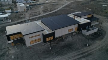 Operations Center at the Leonard Plant December 2020