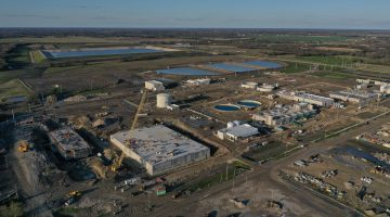 Overview of the Leonard Plant site as of March 2021