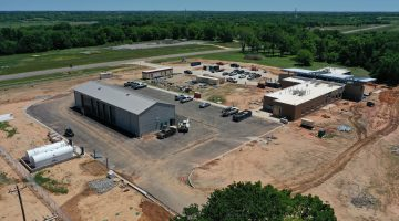 The Lake's Operations Center May 2021