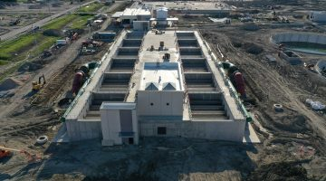 Water Treatment Plant Filters by May 2021