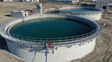 Water Treatment Plant Gravity Thickeners as of May 2021