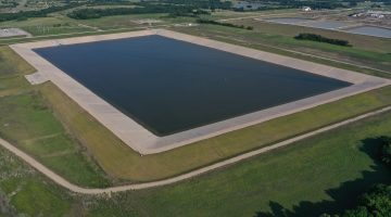 Terminal Storage Reservoir July 2021